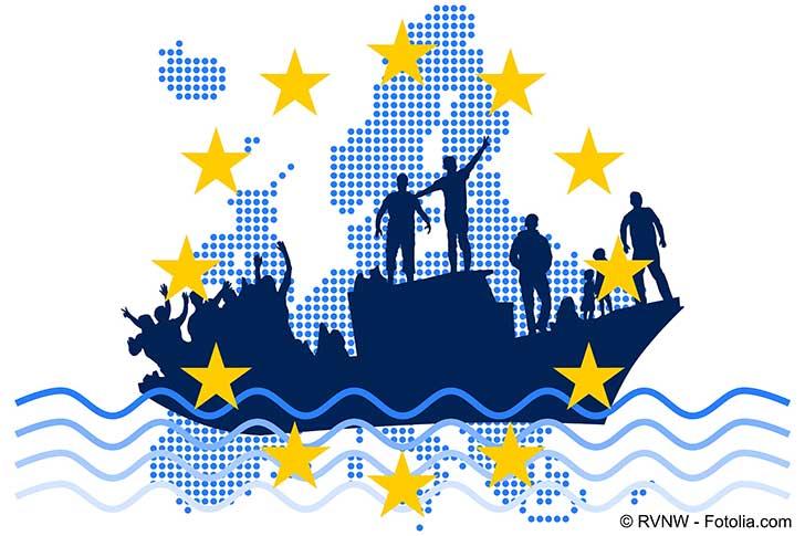 La politique du droit d'asile sera au centre des élections européennes de 2019