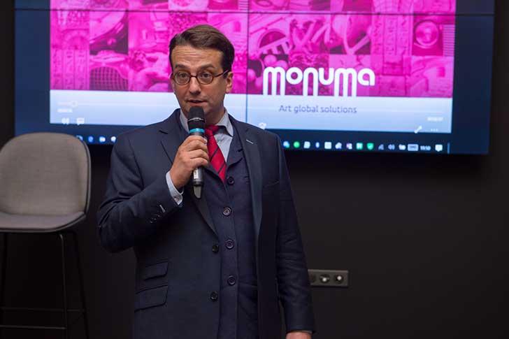 Interview exclusive de Emmanuel Moyrand, Pr�sident et cofondateur de Monuma
