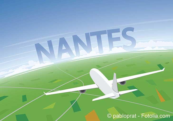 Pour l'aérodrome de Nantes il n'y a pas de solution parfaite