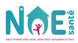 Noé Santé : solution pour la sortie d'hospitalisation et le maintien à domicile