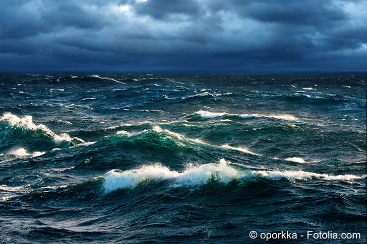 La mer gagne du terrain !