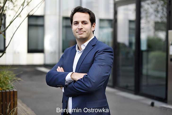 Interview exclusive : 3 questions à Benjamin Ostrowka, Directeur Général d