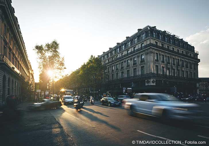 En matière de circulation la métropole du Grand Paris se démarque de la région