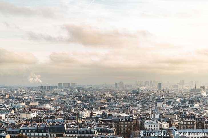 Airparif cherche à identifier les sources de particules fines PM 2,5