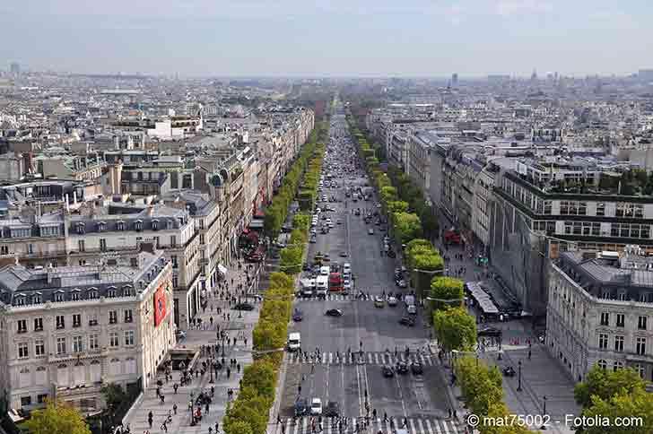 Malgré les efforts le bilan carbone de Paris est loin d'être satisfaisant