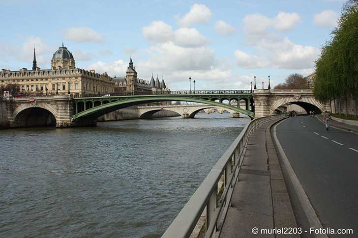 Le feuilleton de la fermeture de la voie sur berge à Paris se poursuit