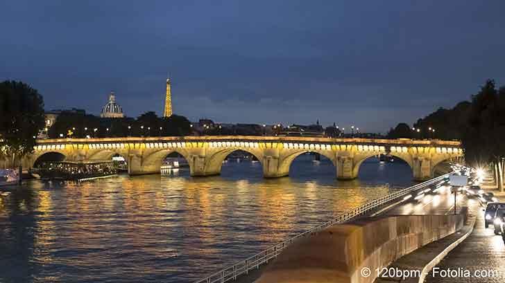 Paris a risqué de devenir une plaque tournante automobile