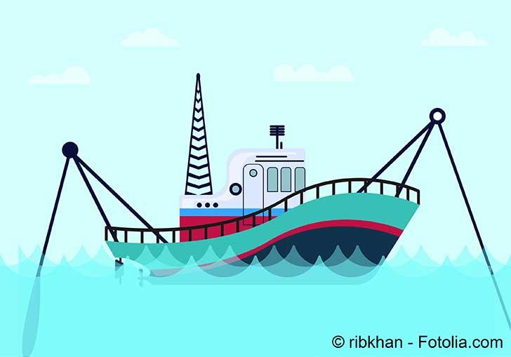 La p�che �lectrique pratiqu�e par les navires n�erlandais s�me le d�sordre