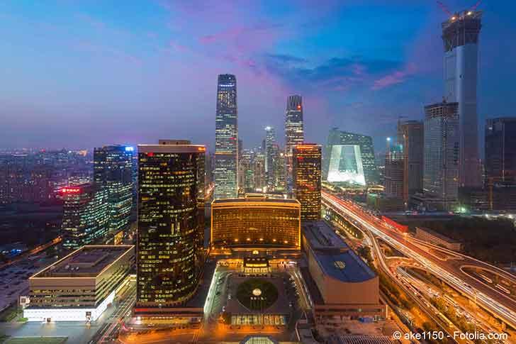 La Chine construit une nouvelle capitale pour remplacer Pékin trop polluée