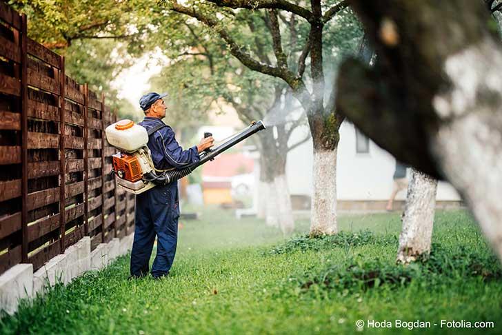 Le monde agricole a des difficult�s � se passer des produits phytosanitaires, les pesticides