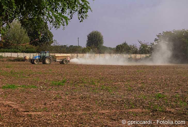 Impaire du ministre de l'agriculture nouvellement élu dans le domaine des pesticides