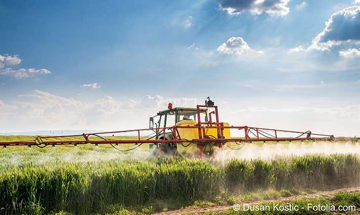 Il faut en finir avec le glyphosate un pesticide controvers�