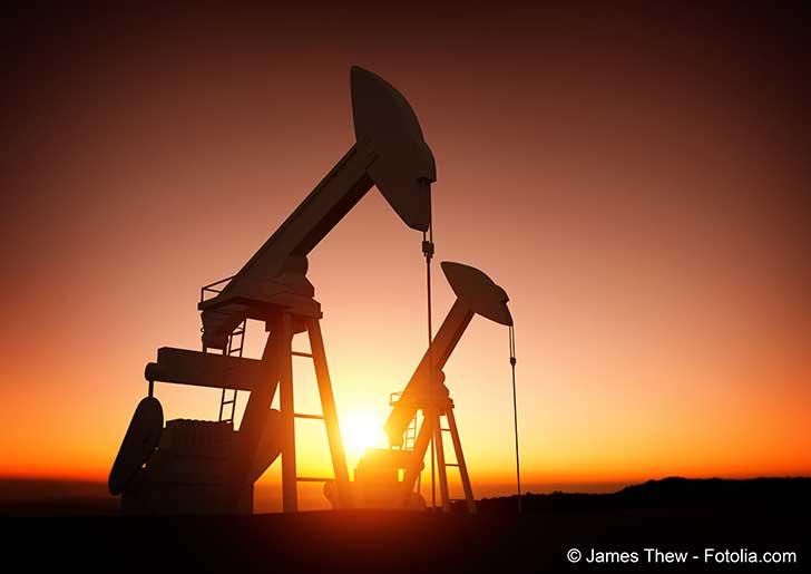 Du fait de la baisse concertée de la production, le prix du pétrole brut augmente