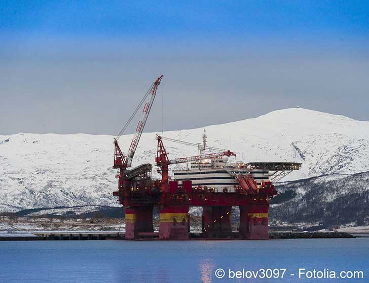 Apr�s 40 ans d�exploitation en Mer du Nord l�heure du d�mant�lement a sonn�