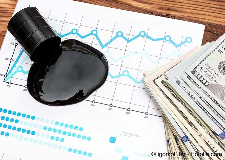 Malgré un marché largement approvisionné le prix du pétrole brut atteint des sommets