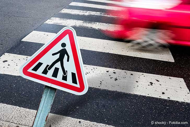 La sécurité routière renforce la sécurité des piétons