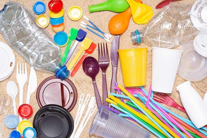 Les contenants en plastique sont un risque pour la santé