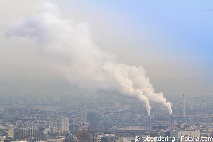 Le Conseil d'Etat intervient en matière de pollution de l'air