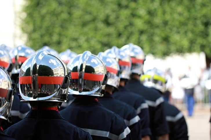 Les sapeurs-pompiers consacrent un temps important au secours à la personne