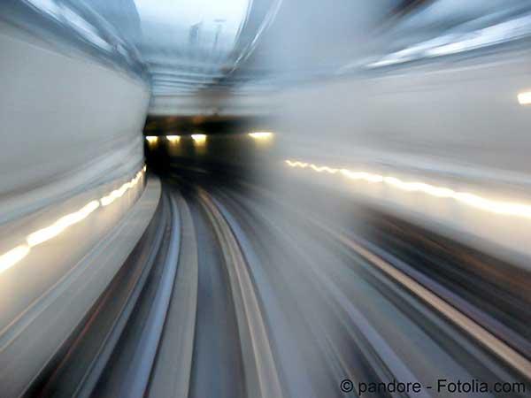 Le déraillement d'un TGV en essai en Alsace était dû à un excès de vitesse