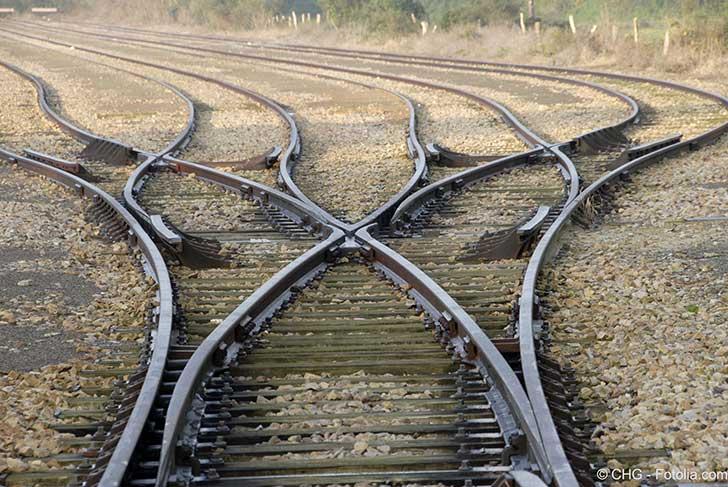 La mise en concurrence du transport par rail est de facto limitée