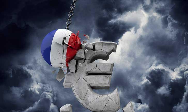 Forte r�cession attendue en France pour la rentr�e