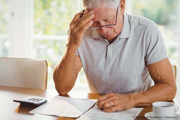 La hausse de 1,70 % de la CSG sur les retraites est mal per�ue