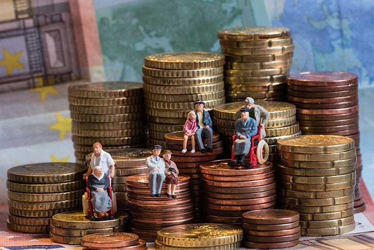 Suppression des garanties de pouvoir d'achat des régimes de retraite