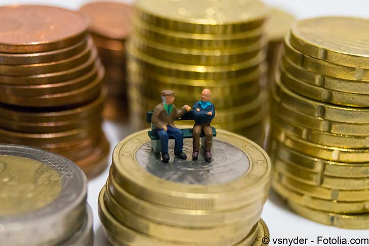 Le r�gime de retraite Agirc-Arrco assis sur 62 milliards de r�serve m�gote sur la revalorisation des pensions