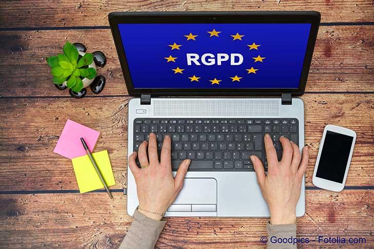 Derni�re ligne droite dans les banques pour la mise en conformit� au RGPD