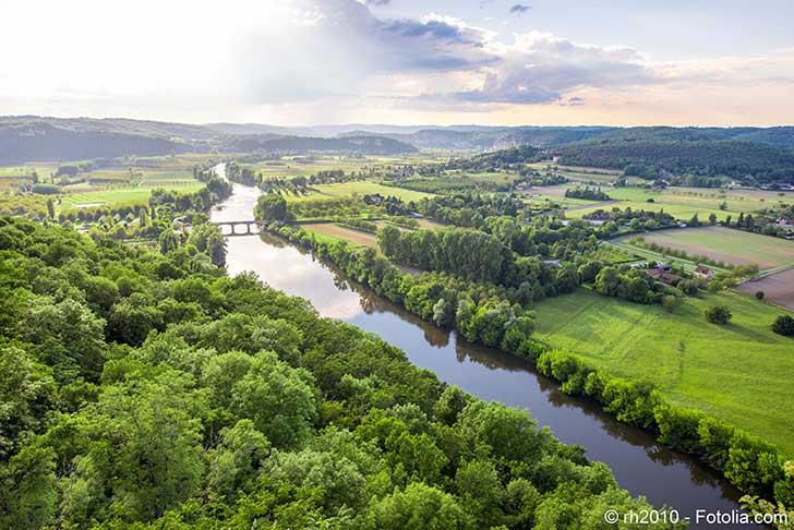 En Europe tous les lacs et rivières ne sont pas en bon état