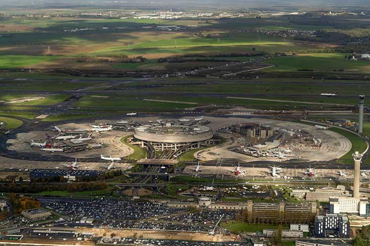 Abandon de la construction du 4ème terminal de l'aéroport de Roissy