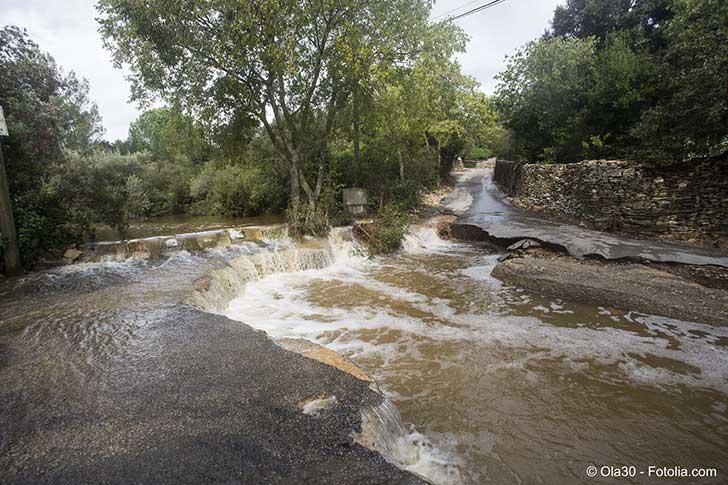 Il faudra désormais vivre avec un risque d'inondation devenu quasi-certain