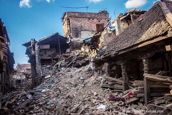 Les catastrophes naturelles ont fait 16 000 morts et co�t� 35 milliards de dollars au 1er semestre
