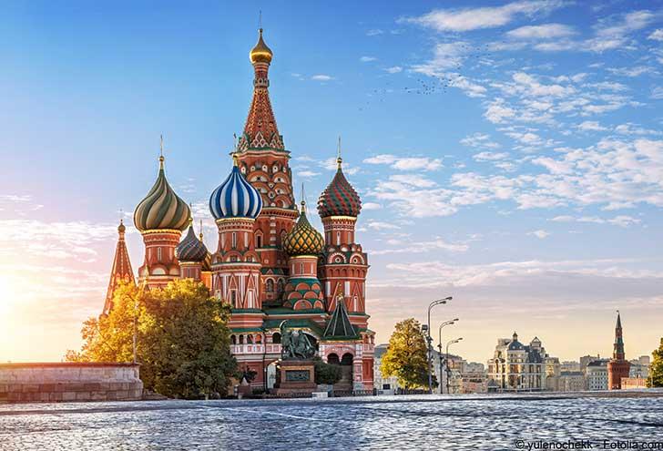 La politique touristique de la Russie pour le mondial 2018
