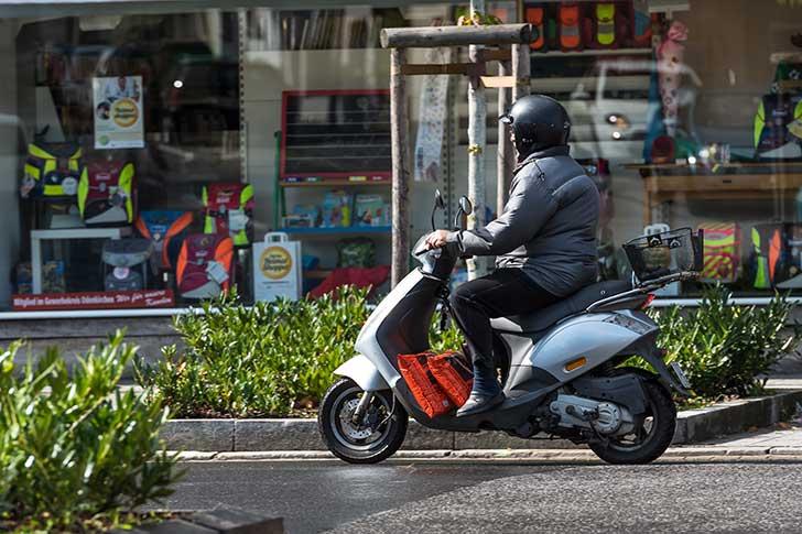 De plus en plus de scooter sur les routes