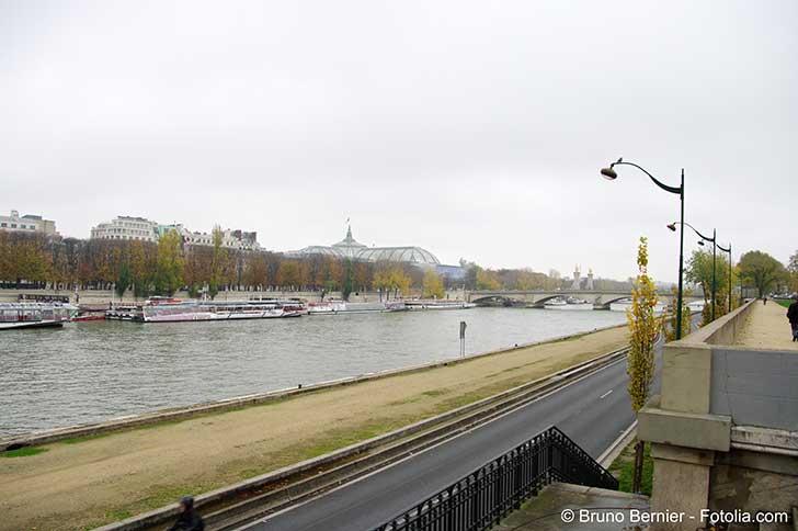 La bataille juridique des voies sur berges à Paris a été gagnée par la Mairie