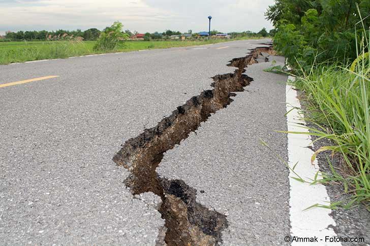Les activités humaines peuvent provoquer des tremblements de terre