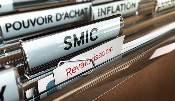 L�acc�l�ration de l�inflation conduit � une hausse m�canique du SMIC