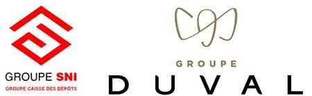 Le Groupe SNI et le Groupe Duval signent un accord de partenariat