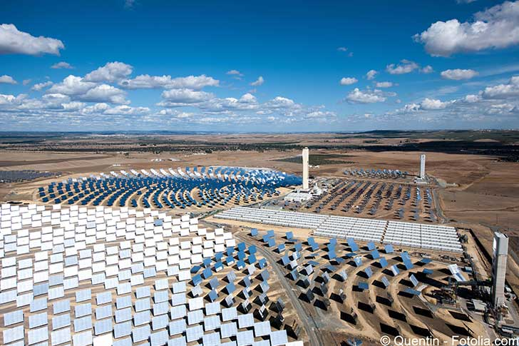 L�Alliance solaire internationale a �t� mise sur les rails � New Delhi
