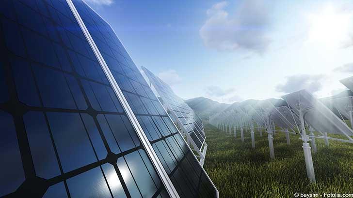 Vu sa faiblesse dans l��olien EDF est oblig�e de miser sur le solaire