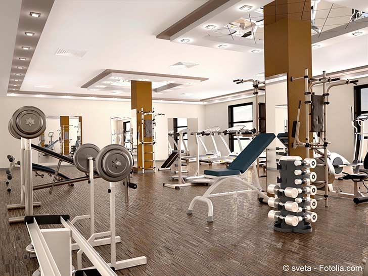 Traitement et assurance du risque accepté des sportifs et des abonnés aux salles de musculation