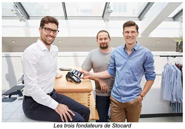 Stocard lance Stocard Pay en France, en Allemagne, en Italie et aux Pays Bas