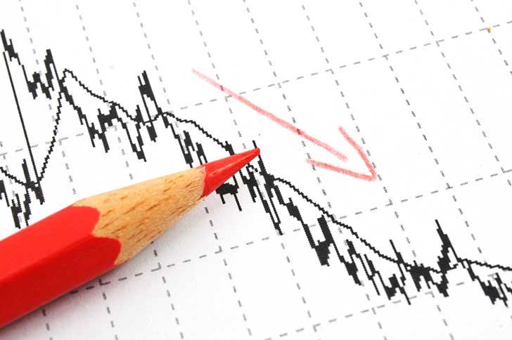 Les taux d�int�r�t n�gatifs p�sent sur le rendement des placements
