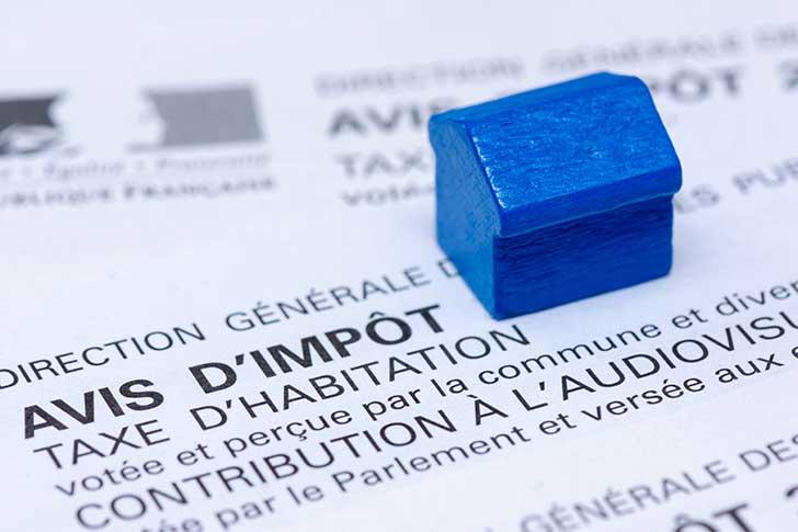 La suppression de la taxe d�habitation privera de 17,6 milliards les revenus � l�Etat