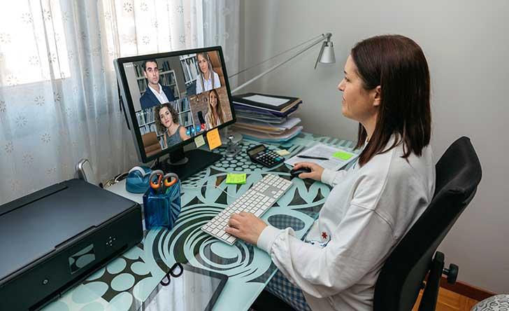 Le télétravail risque d'avoir une incidence sur le marché des bureaux