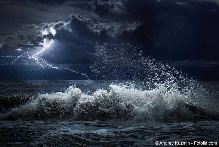 Un épisode méditerranéen d'une intensité exceptionnelle a frappé le Sud-Est le 3 octobre