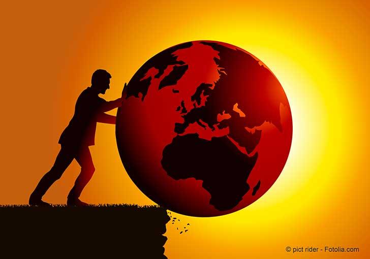 La lutte contre le réchauffement climatique et la contre la pollution donne lieu à de nombreux procès