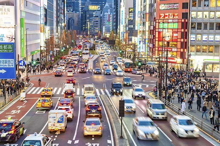 L�actuel salon automobile de Tokyo est tourn� vers l��lectrique